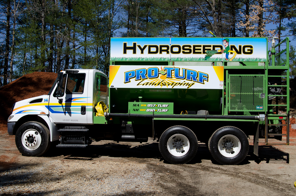 hydroseeding new hampshire