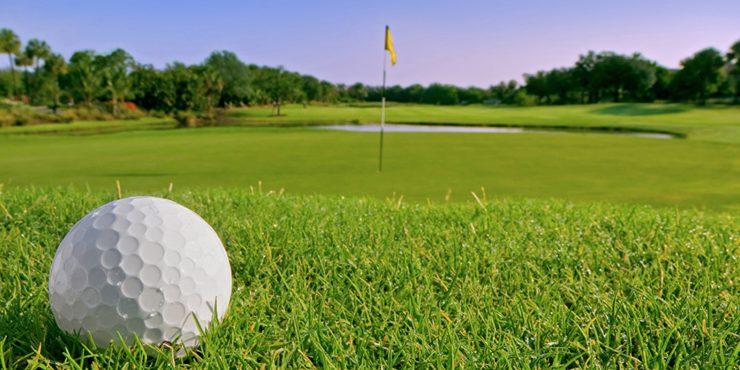 hydroseeding golf courses